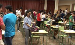 Instituto Sandoval y Rojas en la prueba de junio