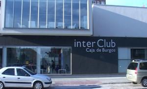 Interclub Caja de Burgos, en Calle Pisuerga