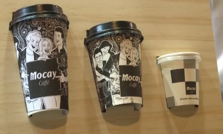 Café Mocay take away