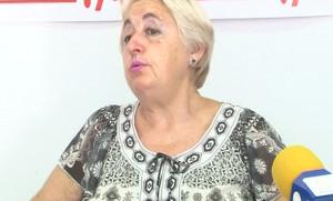 Pilar Juez, coordinadora de las Asociaciones de Vecinos