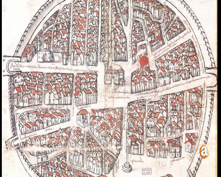Plano de Aranda 1503