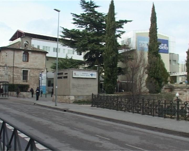 Hospital y Baudilio sanidad