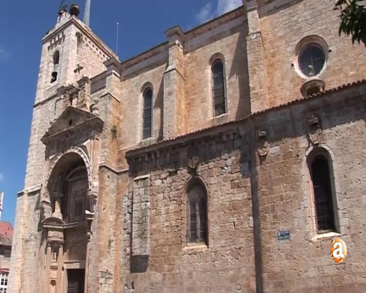 Roa casco histórico