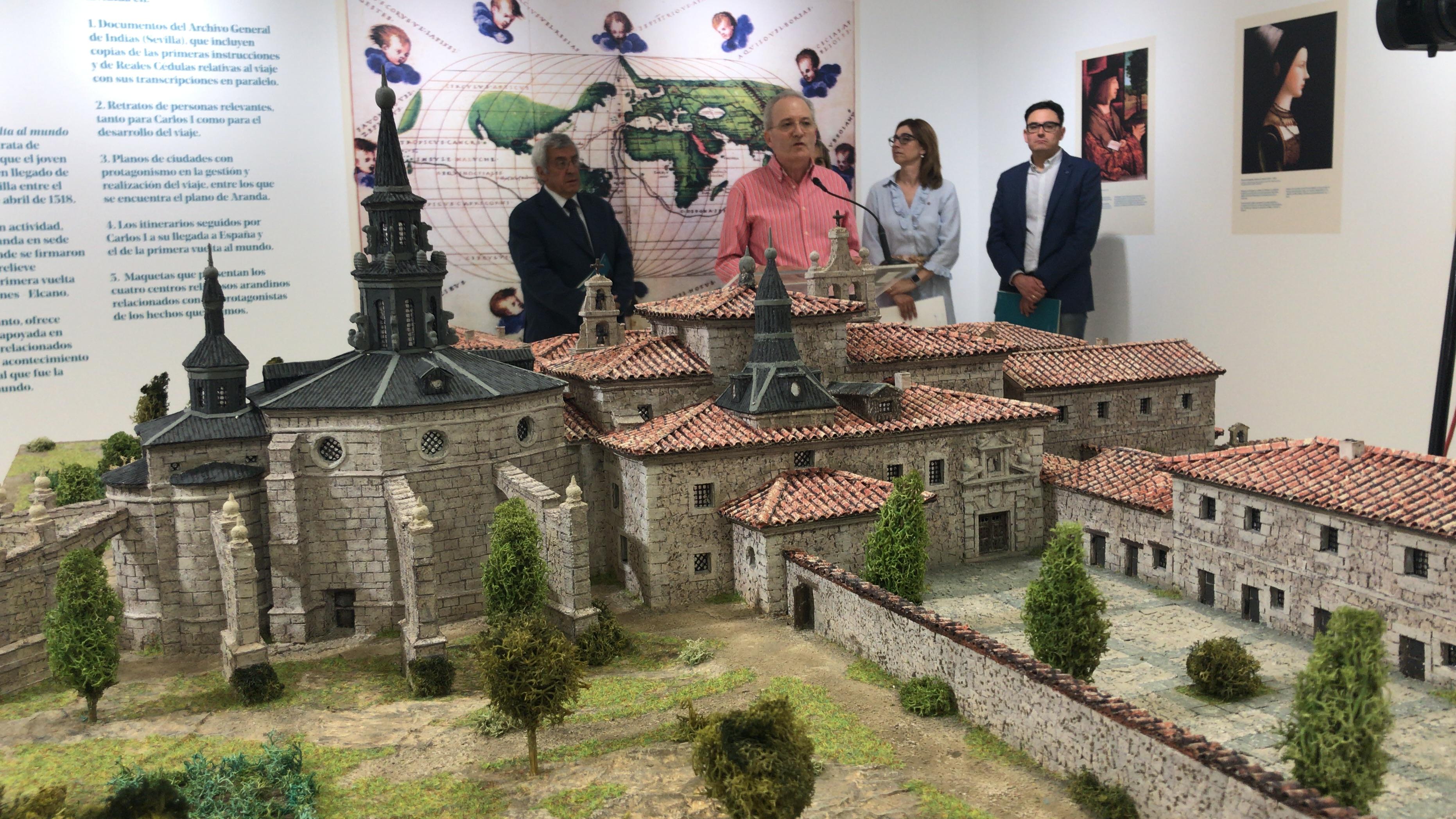 Exposición de Carlos I