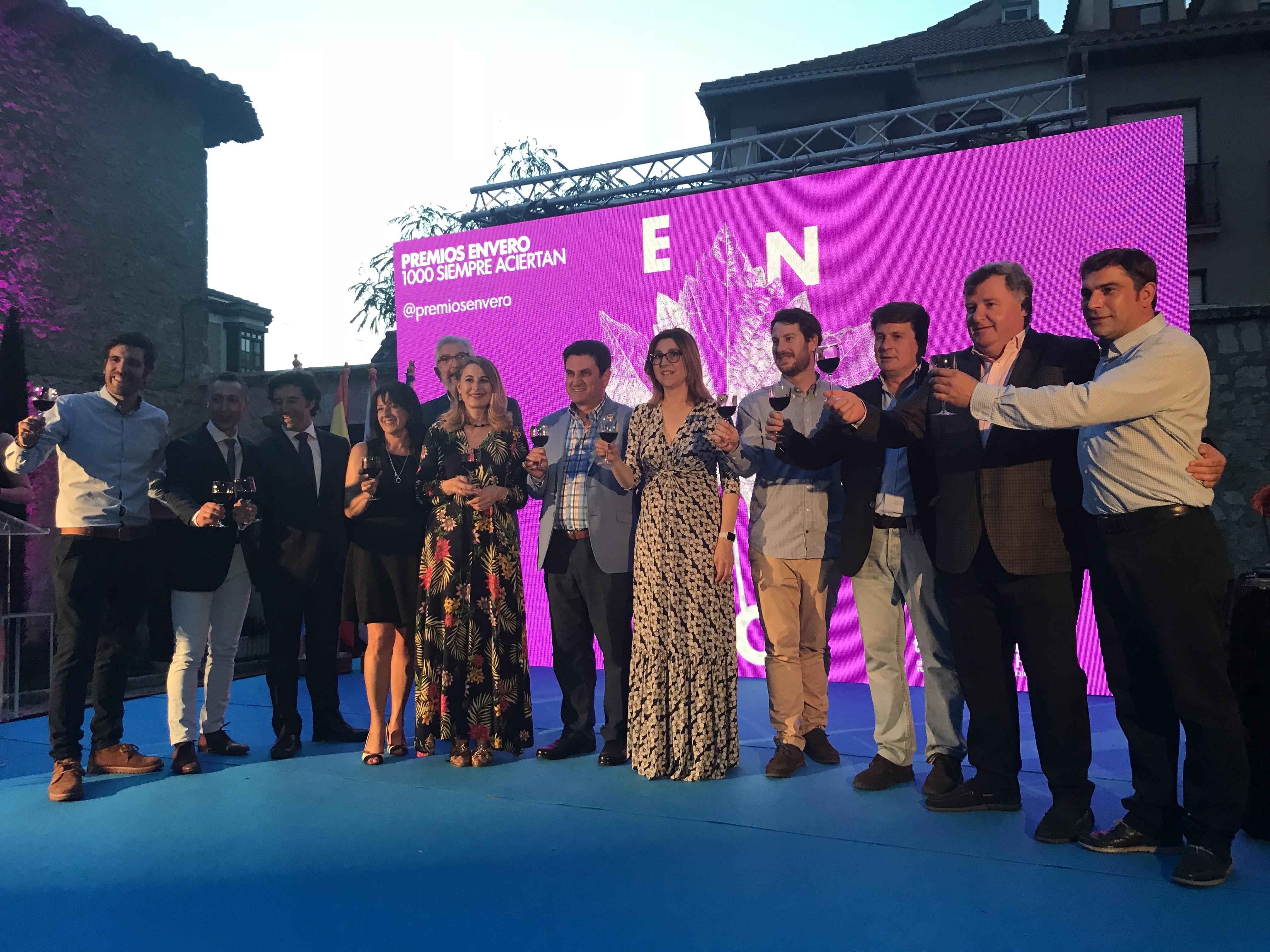 Gala Premios Envero