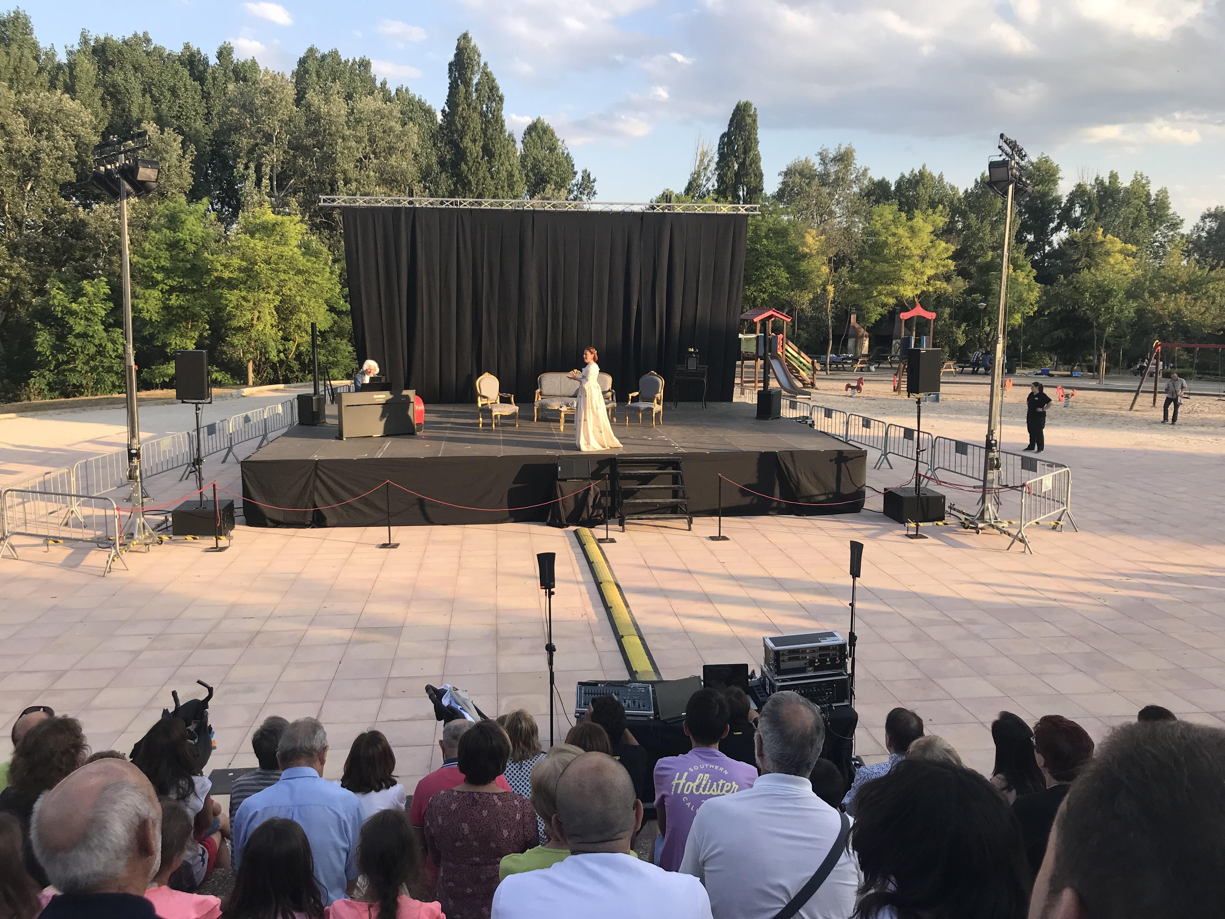 Actuaciones Verano Cultural, martes 17 de julio de 2018