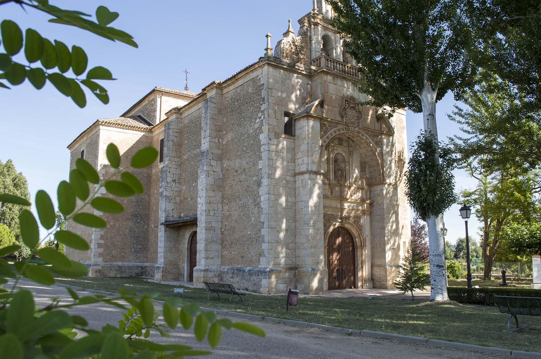 Ermita de Fuentespina. Foto: Fuentespina web