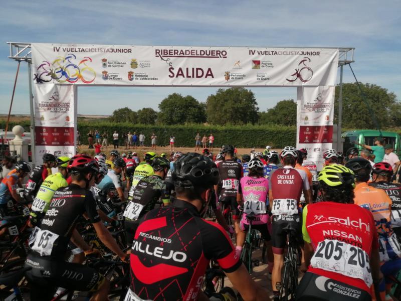 Salida Vuelta Ribera