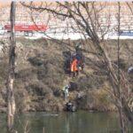 El cuerpo de la mujer desaparecida, ha sido hallado en el río Duero