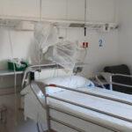 El hospital de Aranda cierra la zona covid tras el último alta